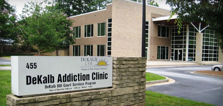 DeKalb CSB in Atlanta, Georgia