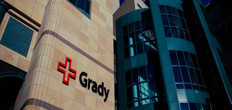 Grady Health System in Atlanta, Georgia